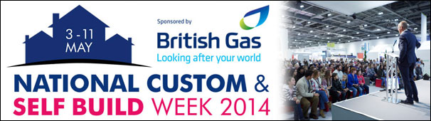 National Custom & Self Build Week 2014 Gallery