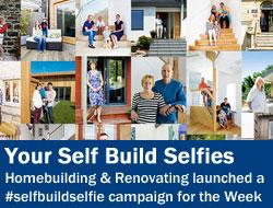 Your Self Build Selfies