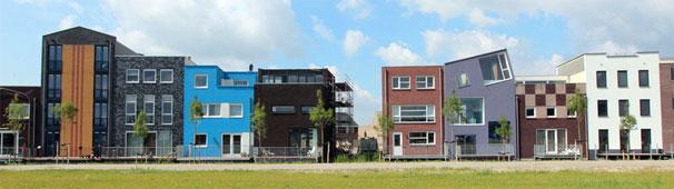 Almere Self-build homes