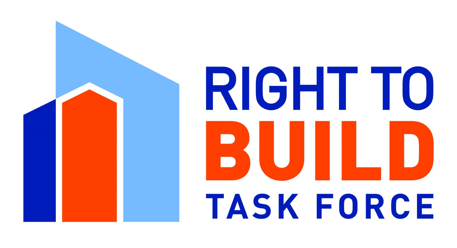 Right to Build Task Force logo