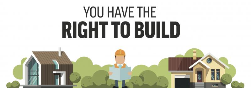 Right to Build portal