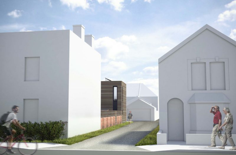 Ecomotive's Snug House