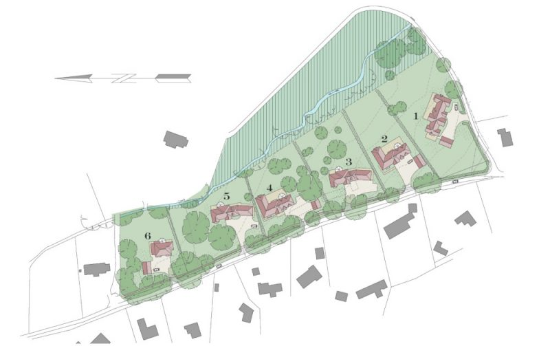 Theals Lane Plan