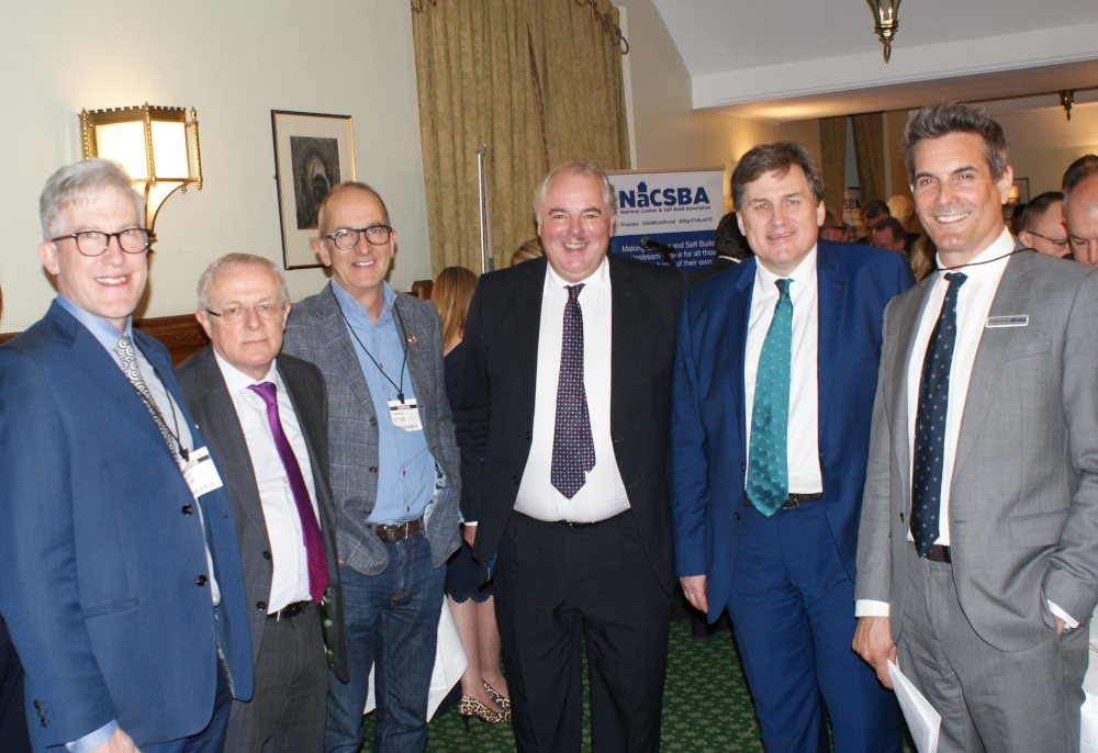 NaCSBA's House of Commons reception