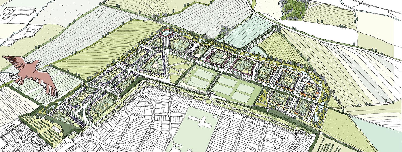 Letchworth Garden City expansion winner