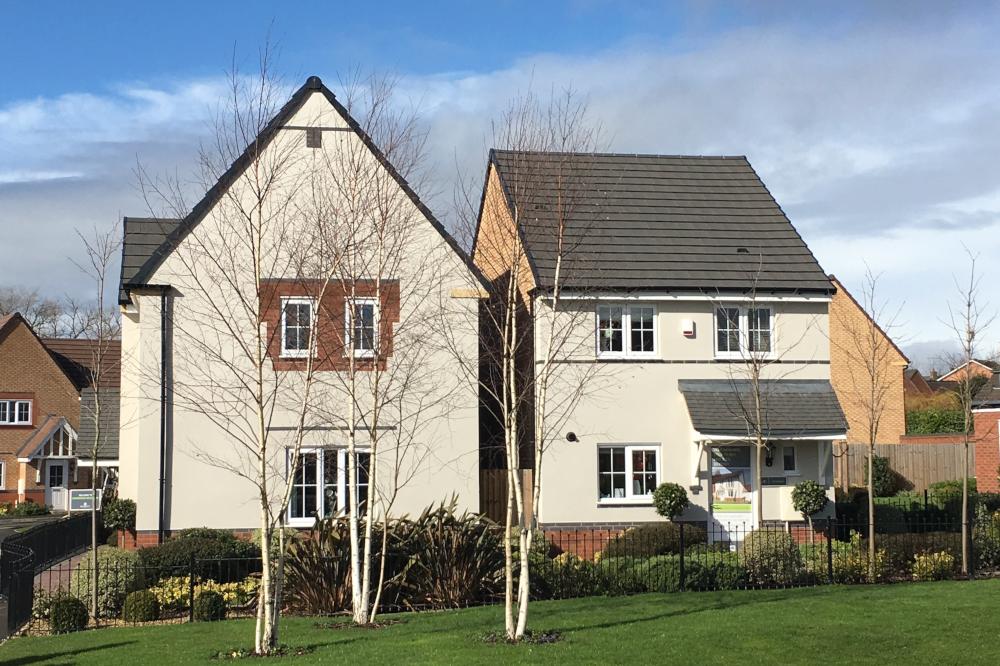 Bovis Homes, Shropshire