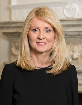 Esther McVey Minister for Housing and Planning
