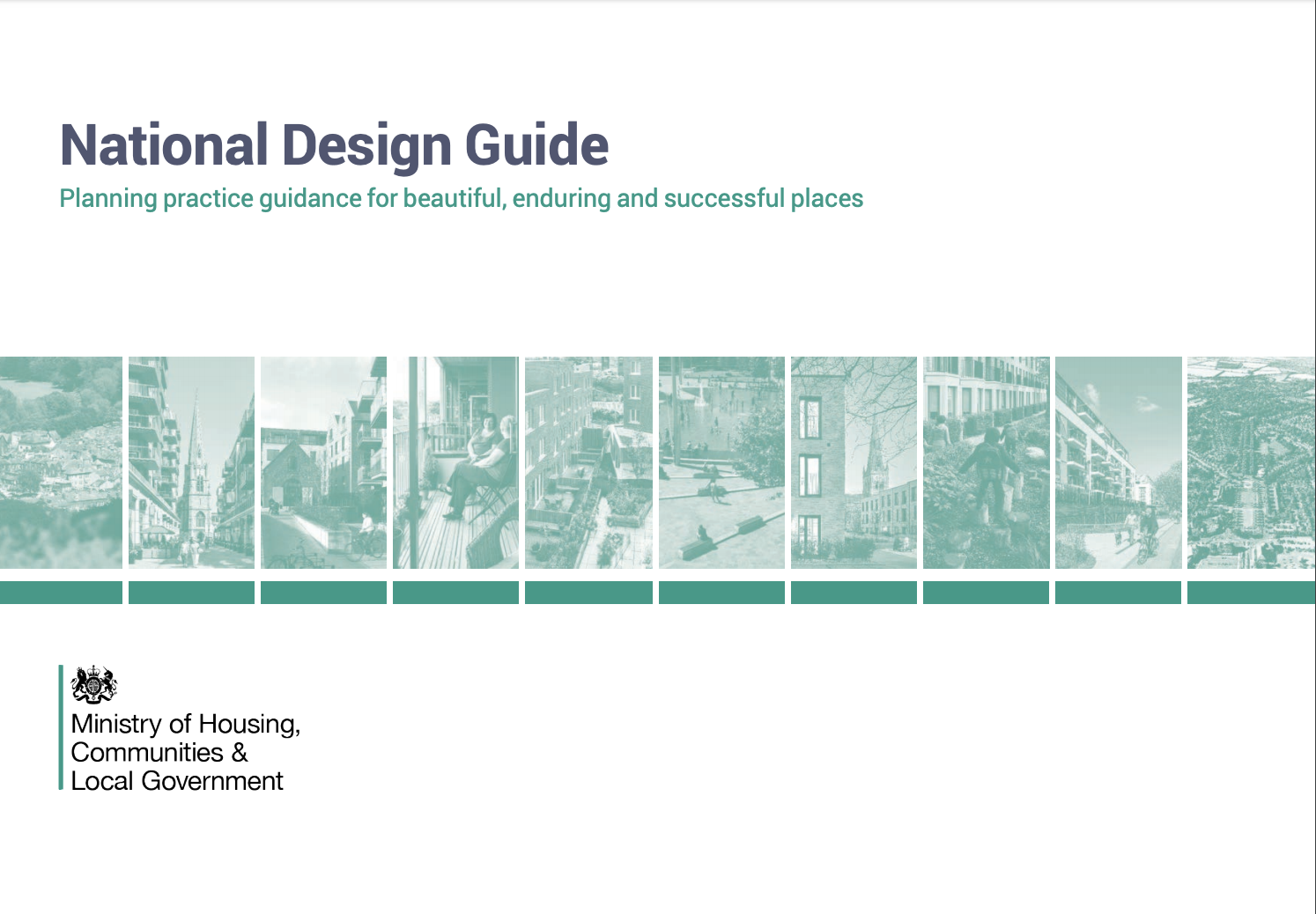 National Design Guide cover