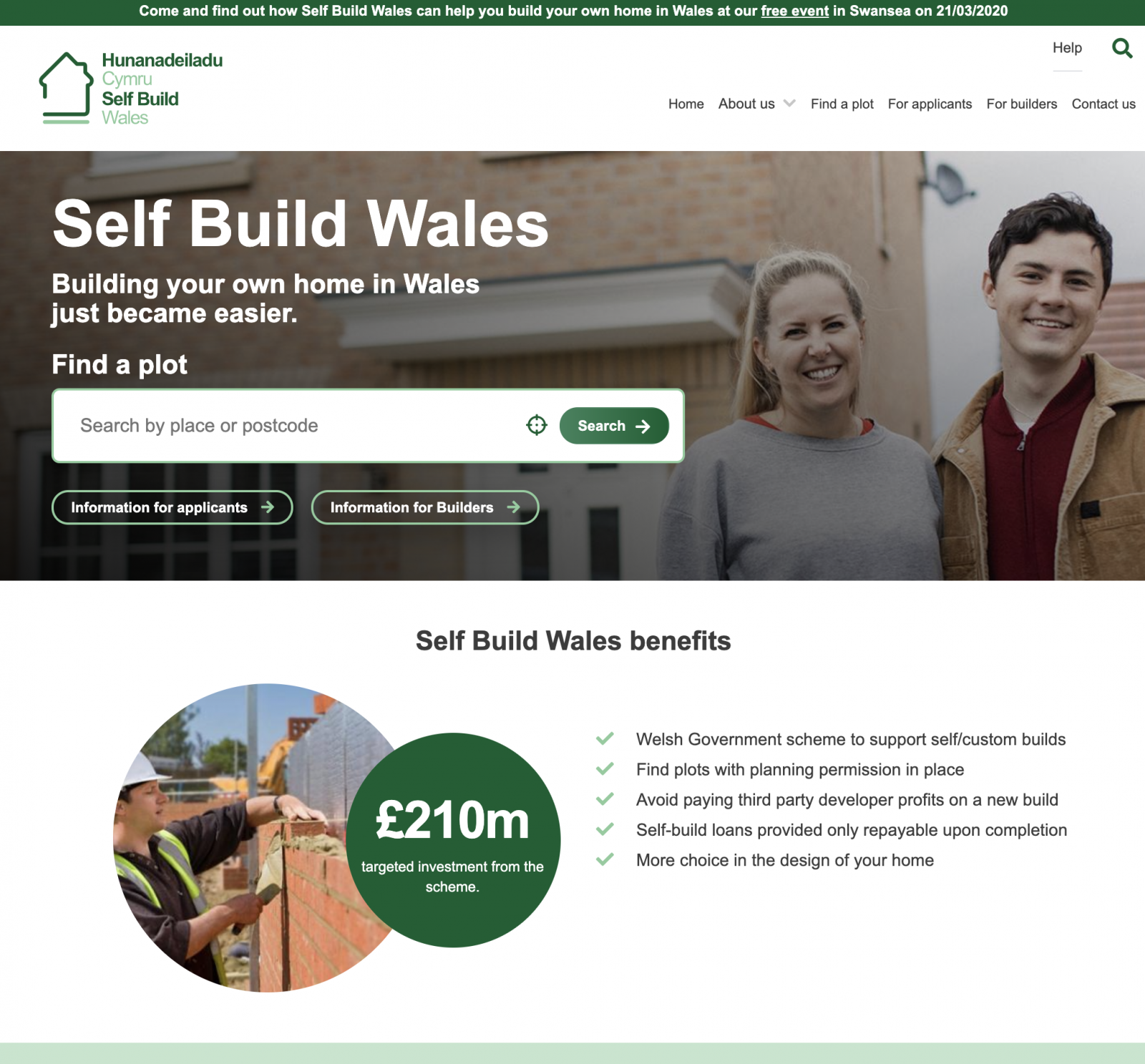 Self Build Wales