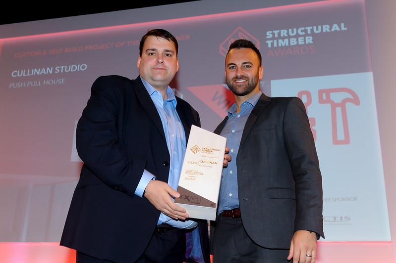 Cullinan Studio at the Structural Timber Awards