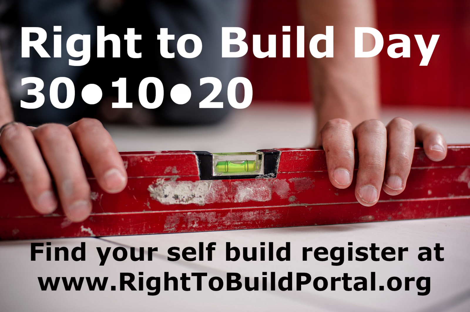 Right to Build Day