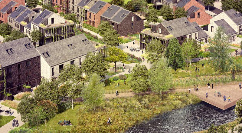 Connector Housing - Open Studio / LDADesign / Hoare Lea / Gardiner & Theobold