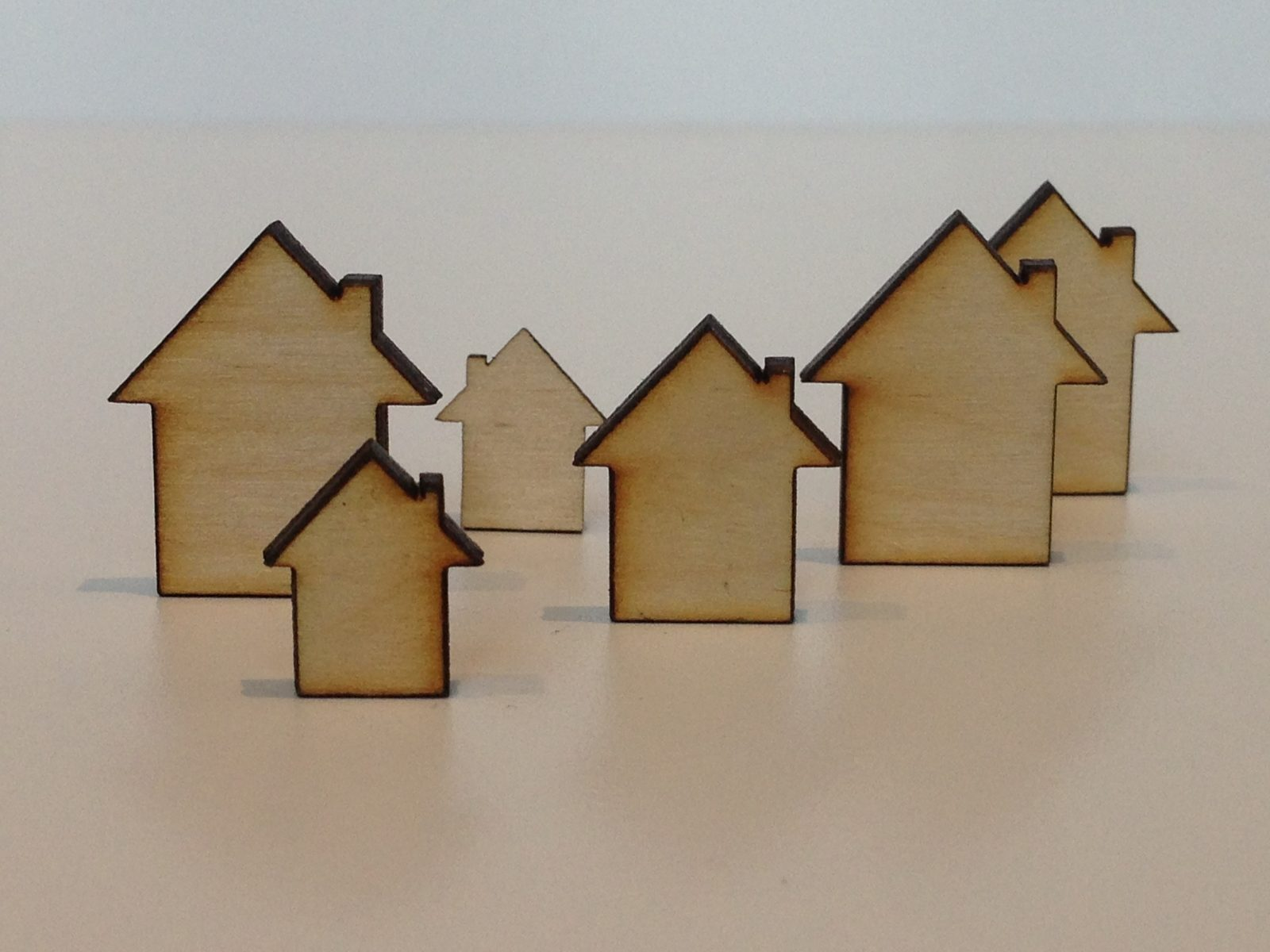 timber houses