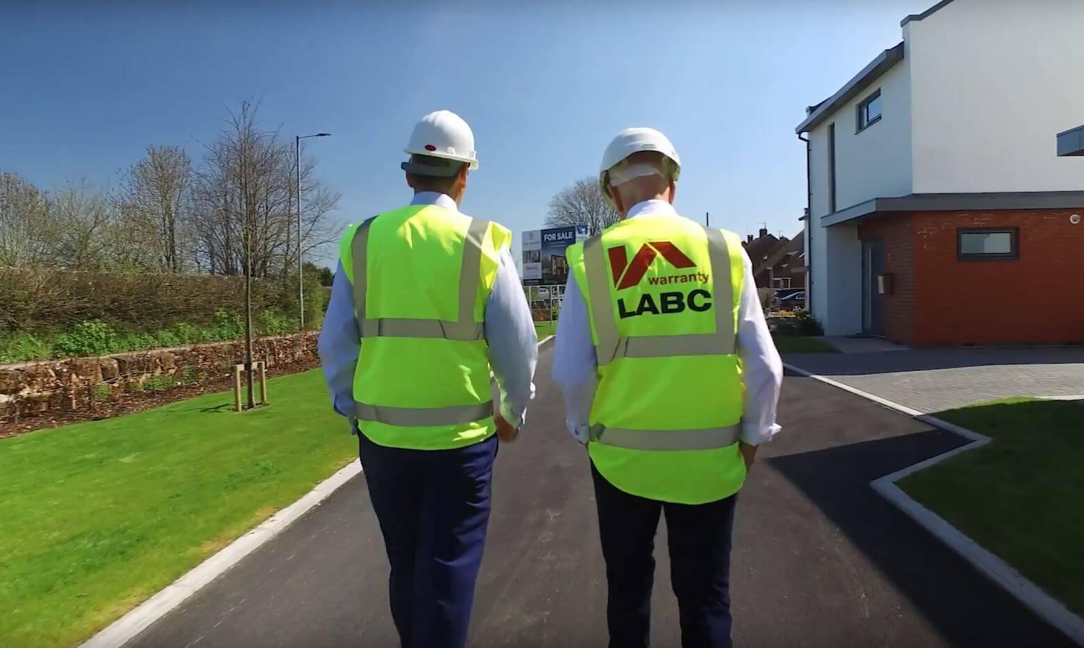 LABC Warranty inspections 2