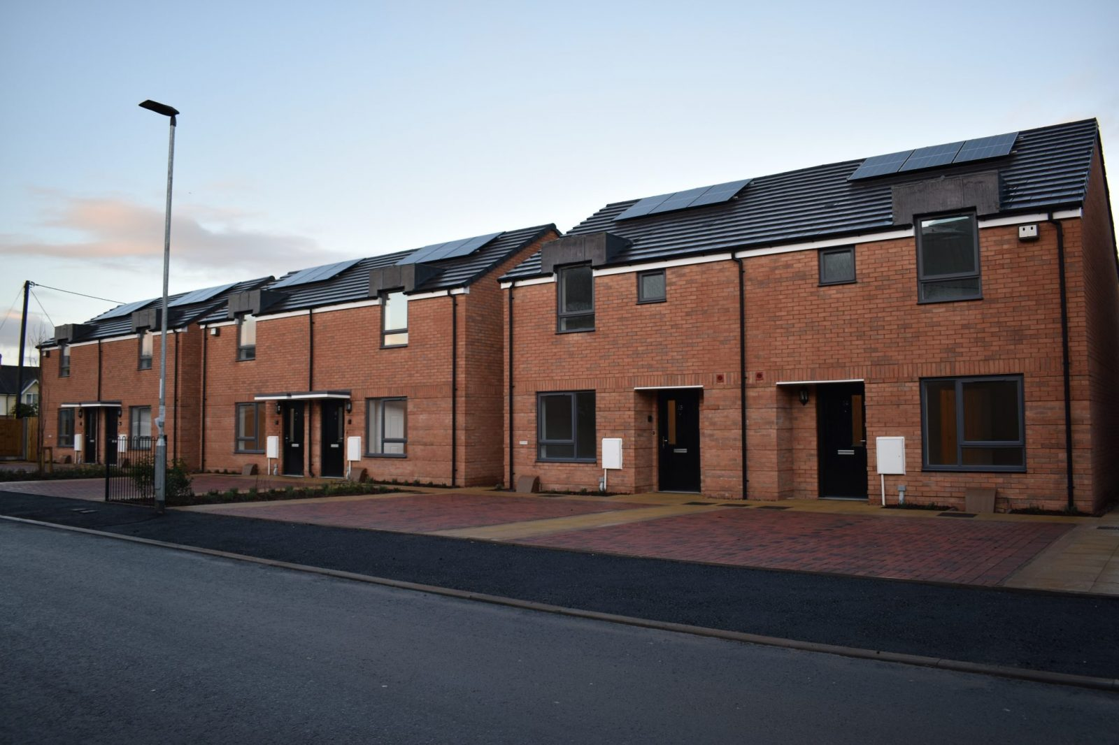 Alabare's self build homes for veterans