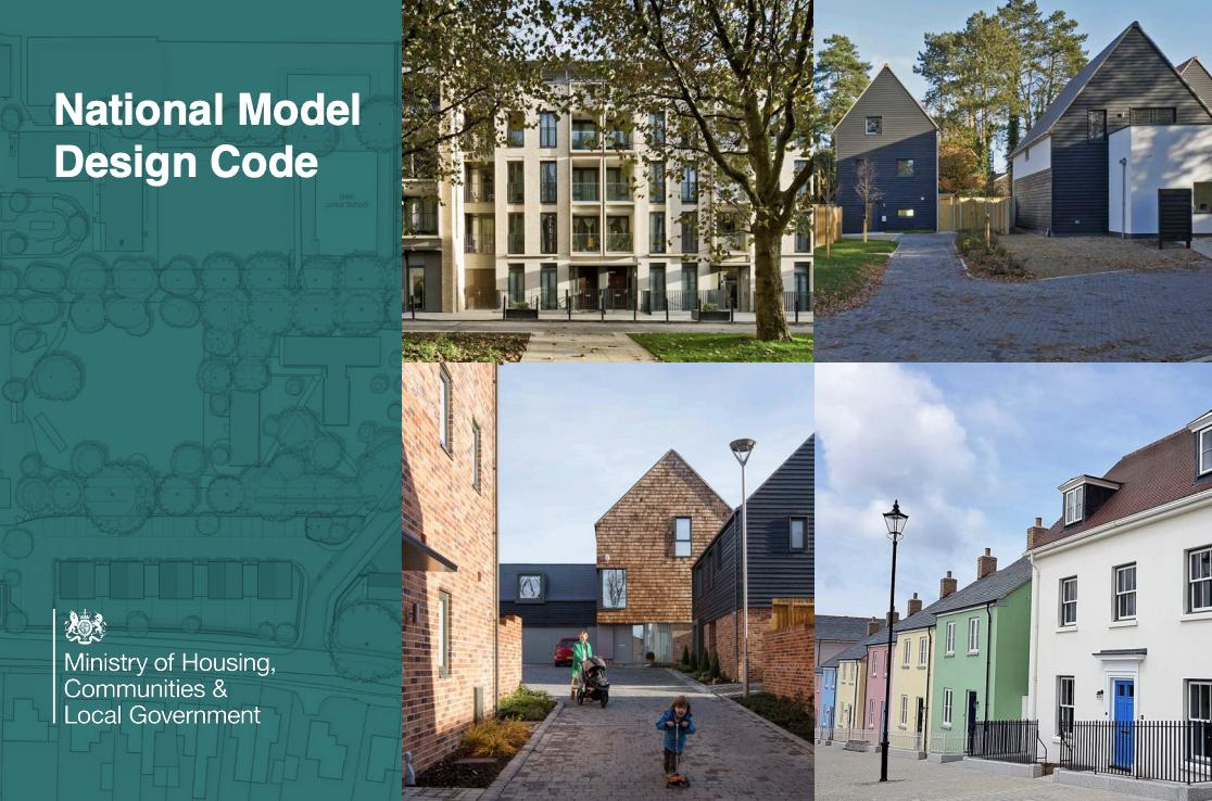 National Model Design Code