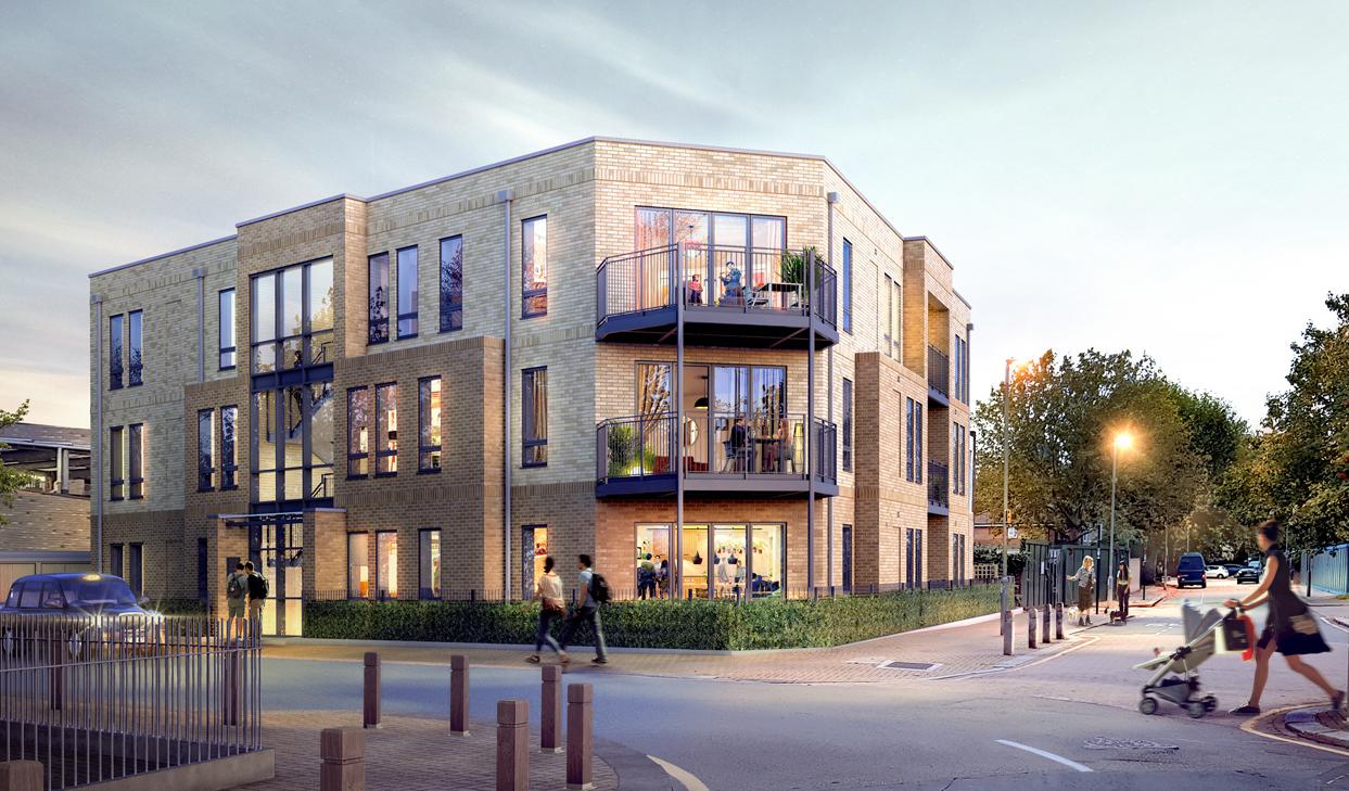 Goldcrest's custom build apartments